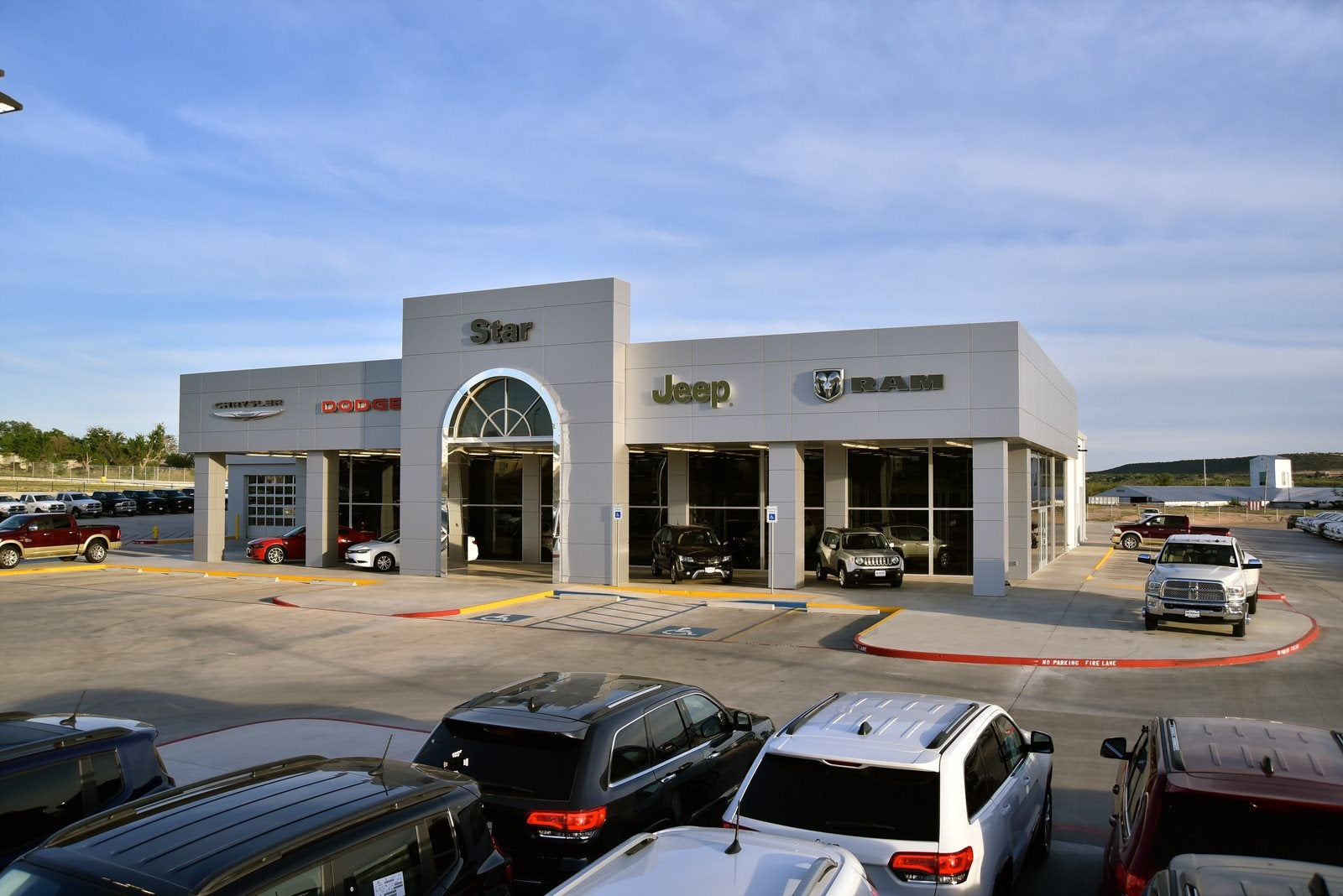 Dodge Chrysler Jeep RAM Car Dealership near Midland TX | New and